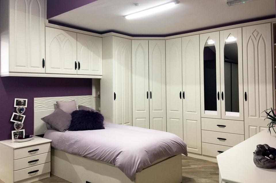 Bedrooms Welham Kitchens, Built In Bedrooms Furniture